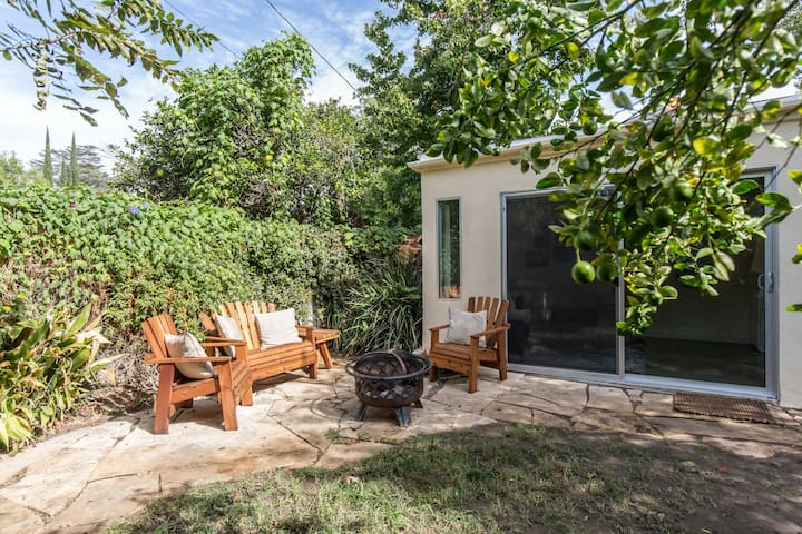 Garden room with sauna and jacuzzi - Los Angeles - Chalet