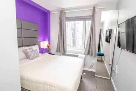 寝室の写真