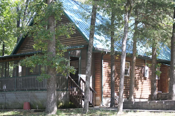 Table Rock Lake Cabin near Branson West