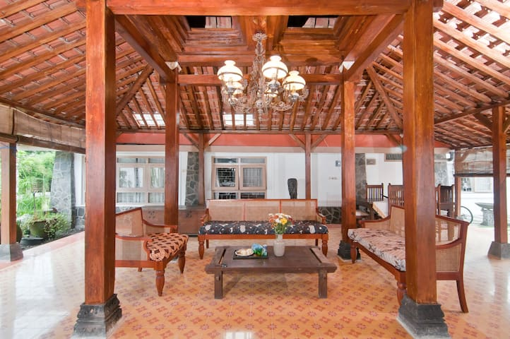 The Heritage Pavillion - Yogyakarta - Vila