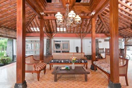 The Heritage Pavillion - Yogyakarta - Casa de camp