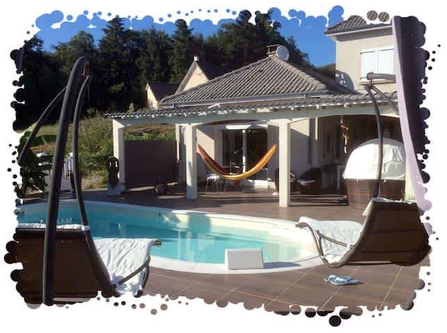 Villa Dolce Vita - Saint-Germain-les-Vergnes - Villa