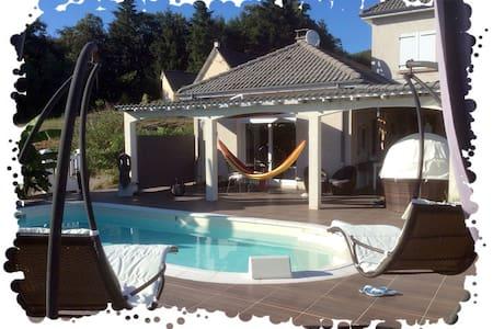 Villa Dolce Vita - Saint-Germain-les-Vergnes