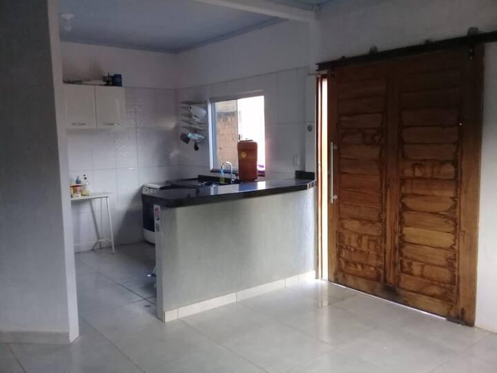 Casa espaçosa em Cavalcante 🌿