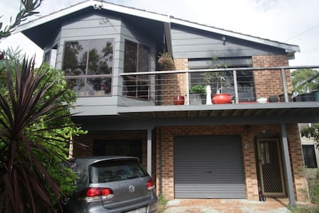 Large open plan house in Currarong - Currarong