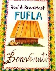 FUFLA Bed&Breakfast nel Salento - Tricase - 住宿加早餐