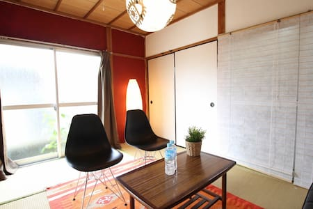 [Otsu] Near Biwa lake/5min walk to Otsu sta.