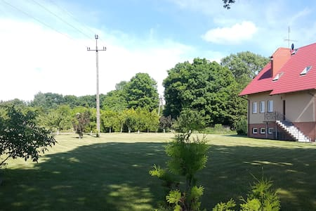 "The Guest House "" Pod Dębem"" Żarnowiec , Dębki"
