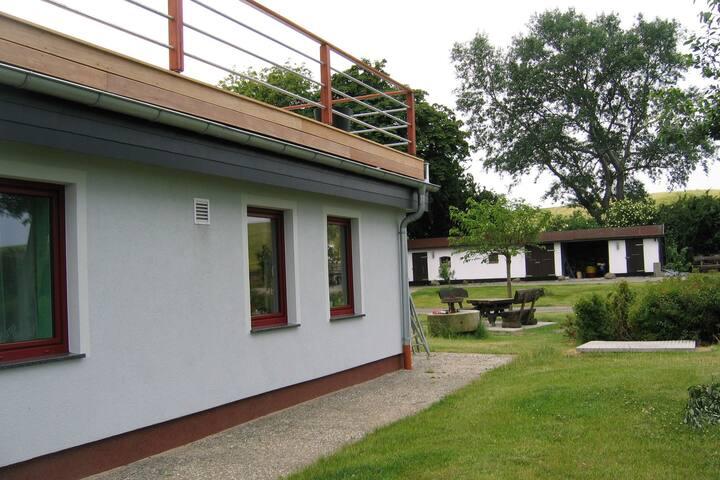 """Modernly furnished apartment """"Leuchtturnblick"""""""