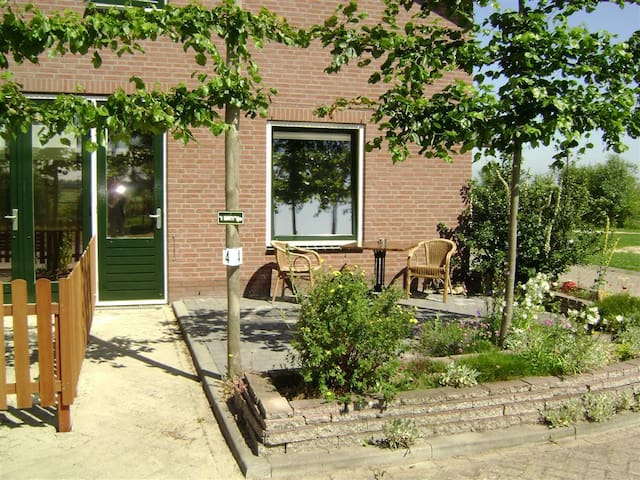 4. Studio in the Centre of Holland