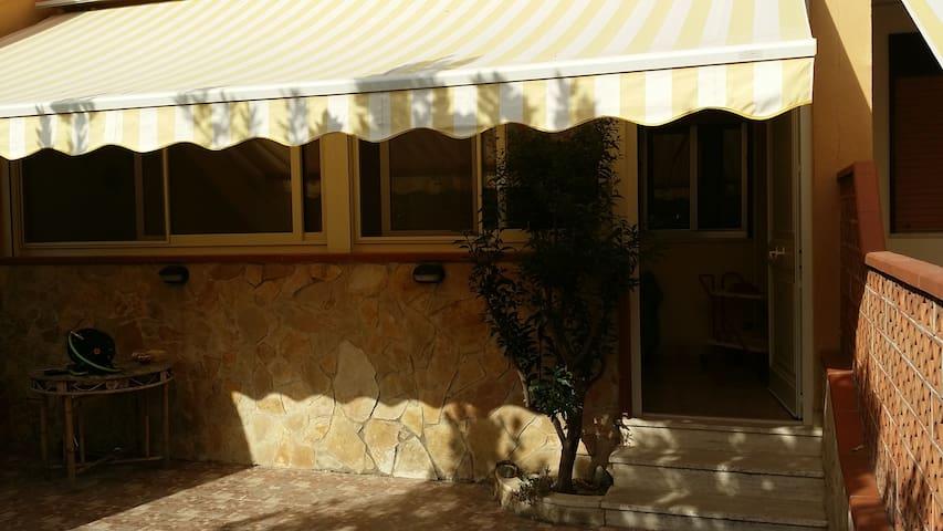Villetta sul mare residence piscina - Contrada Pistavecchia  - Complexo de Casas