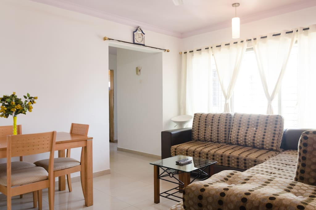 Serviced Apartment In Malad West Flats For Rent In