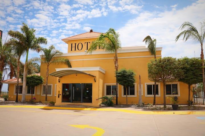 Hotel Zar Culiacan