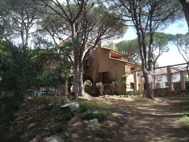 Triplex Apartment in Cabrera de Mar