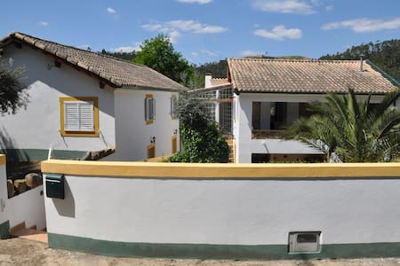 Rural Farmhouse on Rio Ceira: 3 Bed - Serpins - Villa