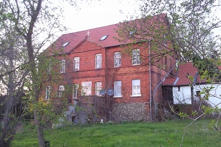 Gästezimmer/Musikzimmer - Rottmersleben - Apartamento