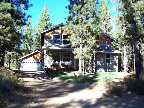 La Pine - Ponderosa Forest Retreat!