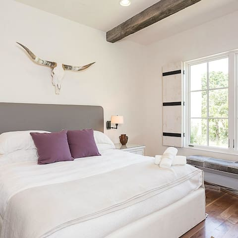 Relaxing one bedroom at hill country resort - Hunt - Teilzeitwohnung