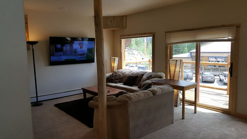Main Street Apartment. Right off the Boardwalk! - Grand Lake - Pis