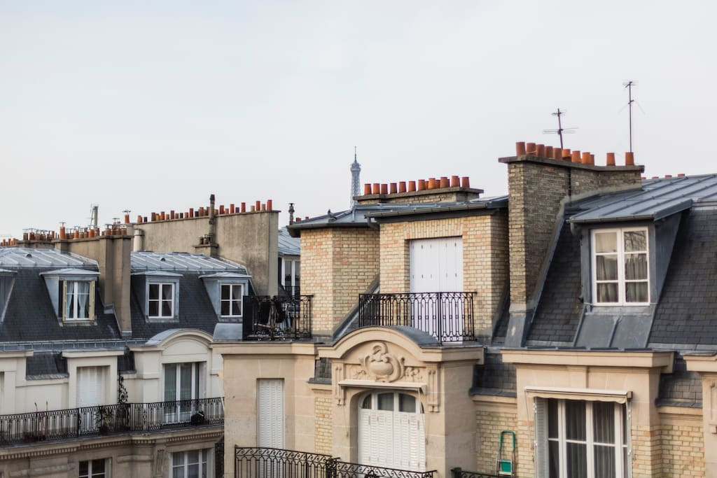 Toits de Paris / Paris's roof