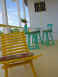 Bay Breezes apt #4, Caye Caulker  - Apartment