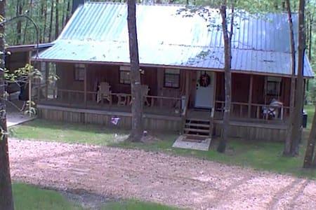 Rustic Retreat at Enid Lake