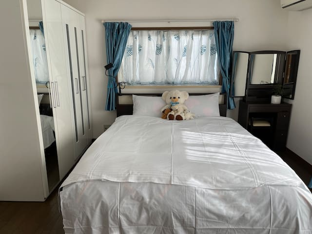 一樓170的加大雙人大床房