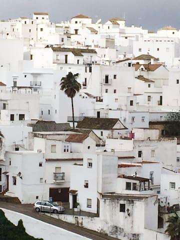 EL PALOMAR ( CASCO ANTIGUO) - Vejer de la Frontera - Lägenhet