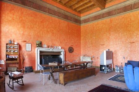 Tra storia e natura - Garlazzolo - Villa