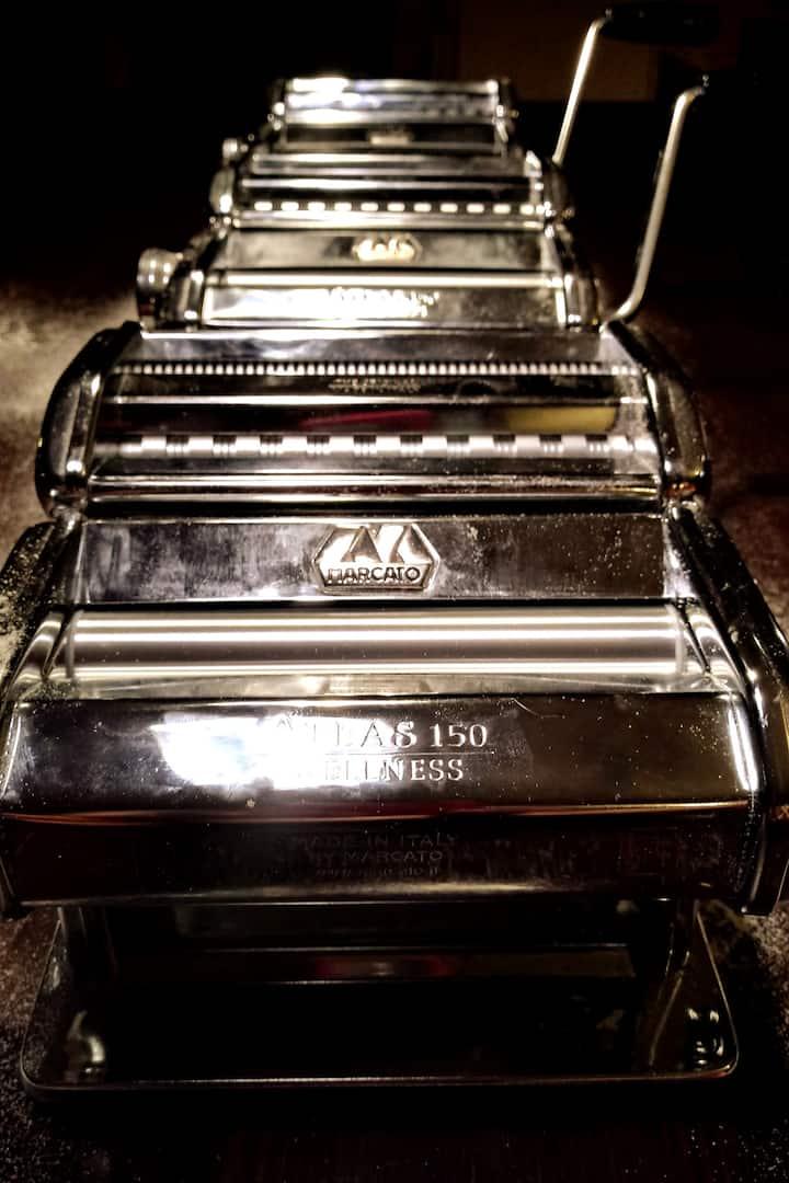 Macchine per la pasta fresca