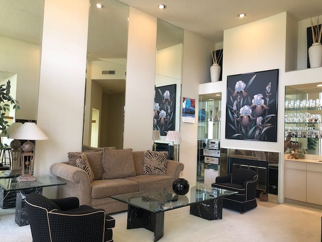 Condo in the famous PGA West in La Quinta