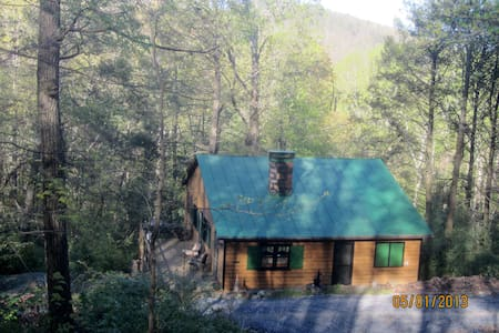 Bear Ridge, a 100 Year Old Cabin by Nat'l Forest - HINTON - 小木屋