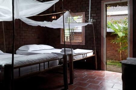 Phu Quoc Garden View Twin - Dương Đông - Blockhütte
