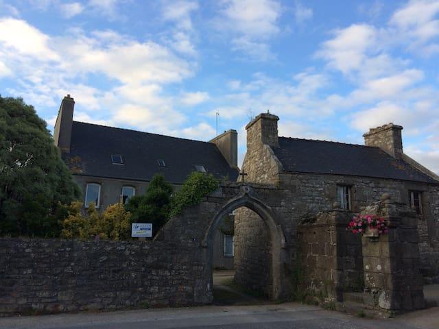 Duplex dans un ancien presbytère