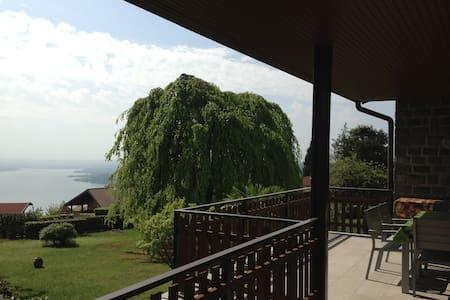 Villa on Lake Maggiore  Large Garden Scenic View - Poggio Radioso - Villa