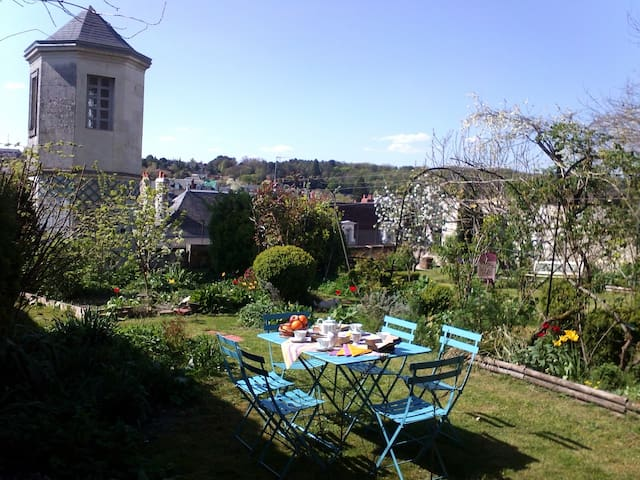 the old Dovecote, French heart - Loches - Apartamento