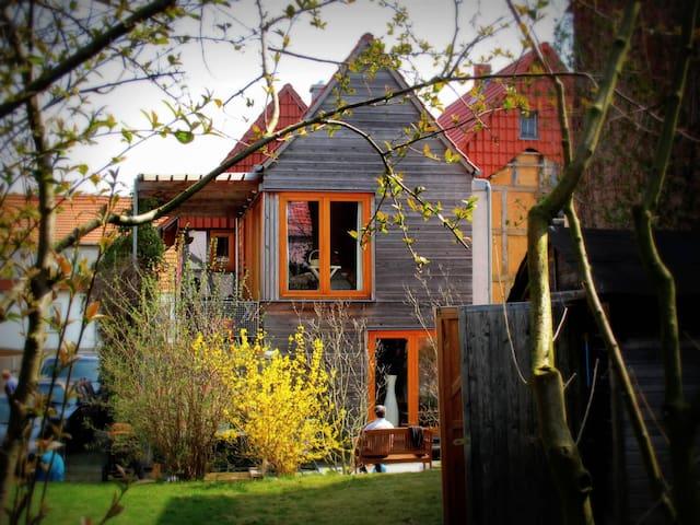 2-Familienhaus am NORSCHEL der Welt - Niederorschel - Huis