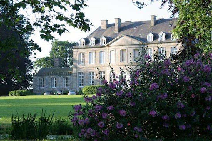 1 DBL SUP - CHATEAU de BOUCEEL - MONT SAINT MICHEL - Vergoncey - Castle