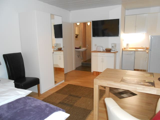 TOP-Einzimmer-Appartement - Neckarsulm - Rumah