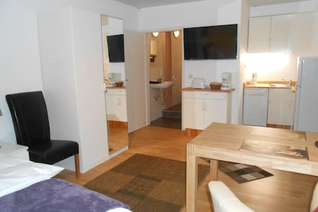 TOP-Einzimmer-Appartement - Neckarsulm - Ház