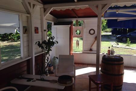 maison créole  tout confort - Grand-Bourg - Talo