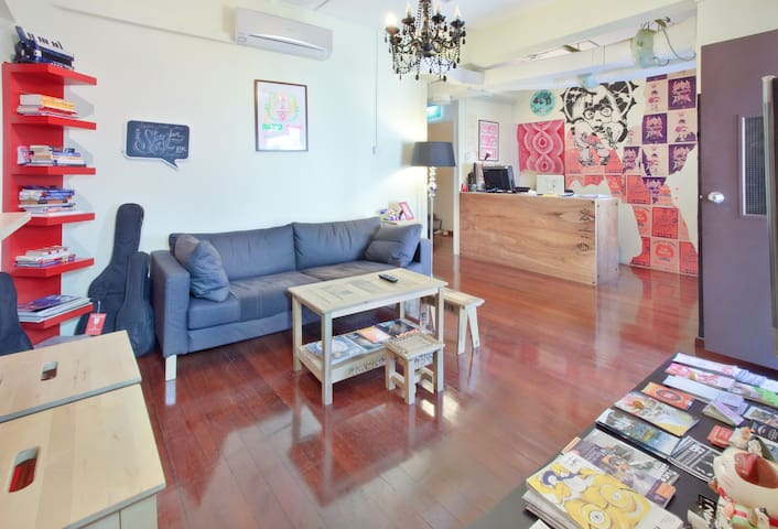 Shared 10 bedroom in Singapore - Singapour - Bed & Breakfast