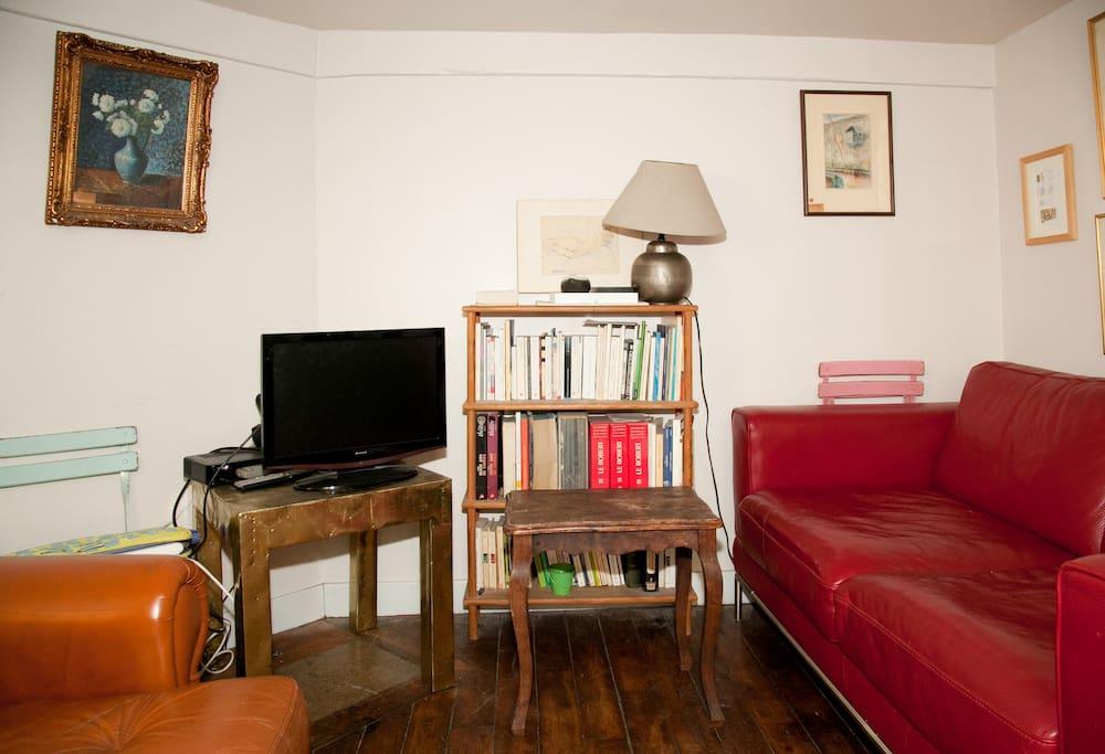 Charmant petit appartement boh me appartements louer - Location appartement meuble ile de france ...