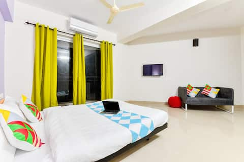 Calicut Studio Apartment with a View