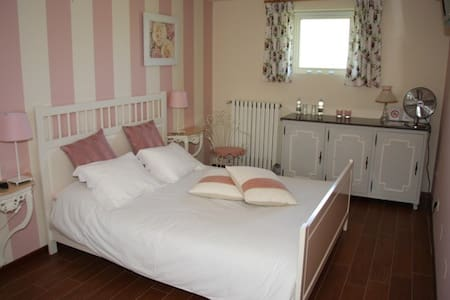 B&B Casa Joop | The Rose Room - Magnano - Bed & Breakfast