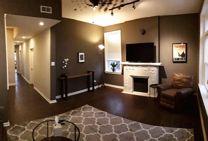 Modern, cozy,  apartment in  Benton Park!