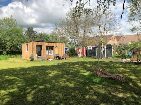 Entspannung - Ruhe - Familie im Tiny House Dorf