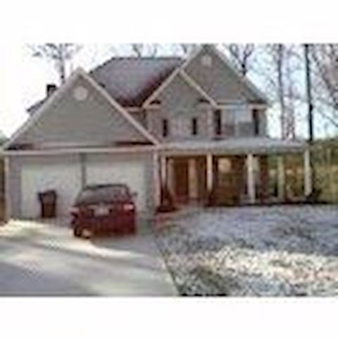 Comfy Blue Home - Douglasville - House