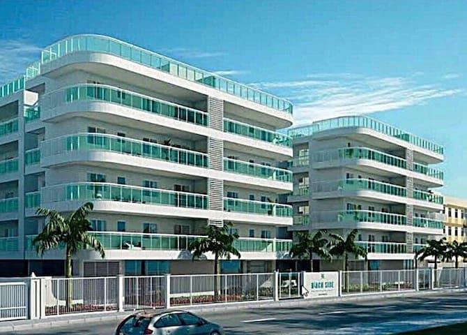 Apartamento Cabo Frio/RJ - Praia do Forte!