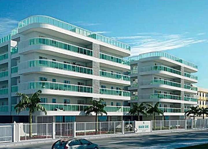 Apartamento Cabo Frio/RJ - Praia do Forte! 01